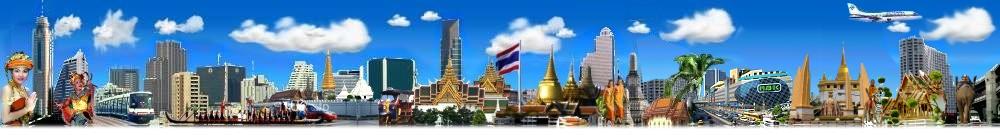 Bangkok Map (Stadtplan)
