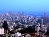 Bangkok Skyline - Sukhumvit Hotels