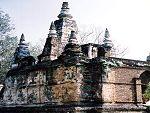 Chiang Mai Buddha Tempel in Nordthailand