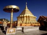 Pagode in Chiang Mai / Nordthailand - wat_phra-that-doi-suthep