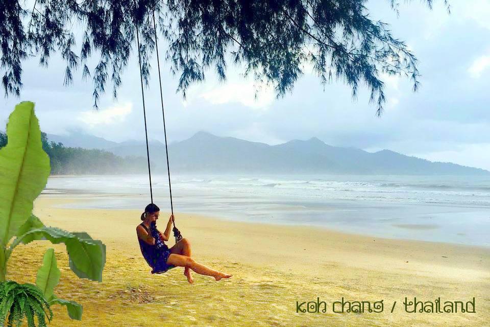 Unvergesslicher Urlaub auf der Insel Koh-Chang in Thailand