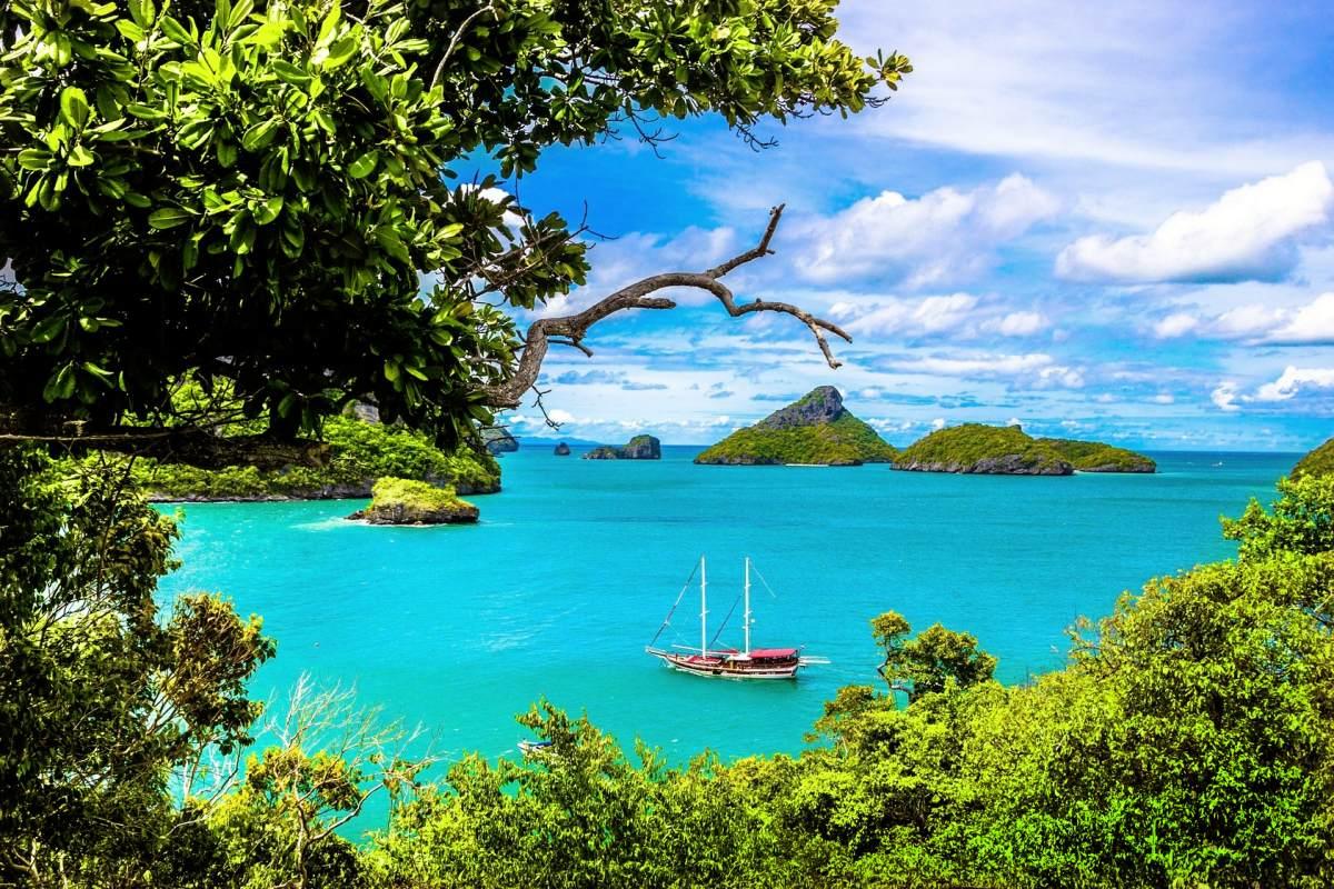Schiffsreisen Thailand