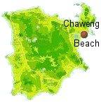 Samui Karte Chaweng Beach