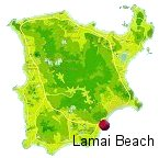 Samui Karte Lamai Beach