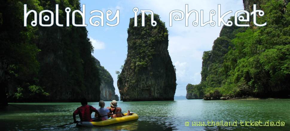 Airport Phuket - Holiday in Thailand