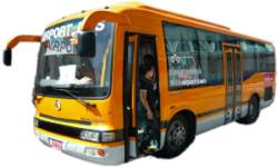 Phuket Airport Transfer - Bus Timetable