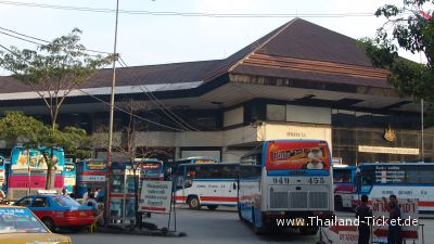 Bangkok South Bus Station Sai Tai