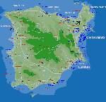 Samui-Map - Koh Samui Karte