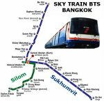 Skytrain Bangkok Plan