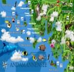 Map Trang (Koh Ngai, Koh Kradan, Koh Mook, Koh Sukorn)