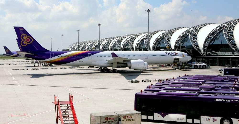 Thailand Anreise • Reiseplanung & Vorbereitung für Ihren