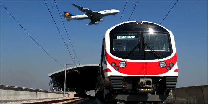 Bahn Flughafen Transfer Bangkok