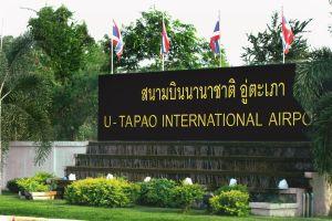 U Tapao Airport Airport Utp Arrival Amp Departure