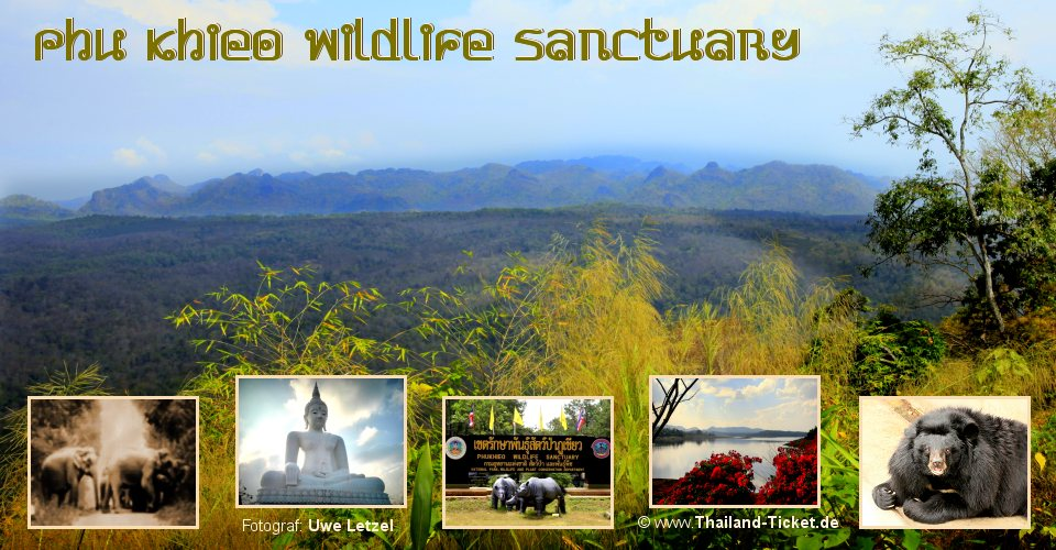 Phu Khieo Wildlife Sanctuary