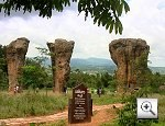 Stonehenge of Thailand -  Mo Hin Khao