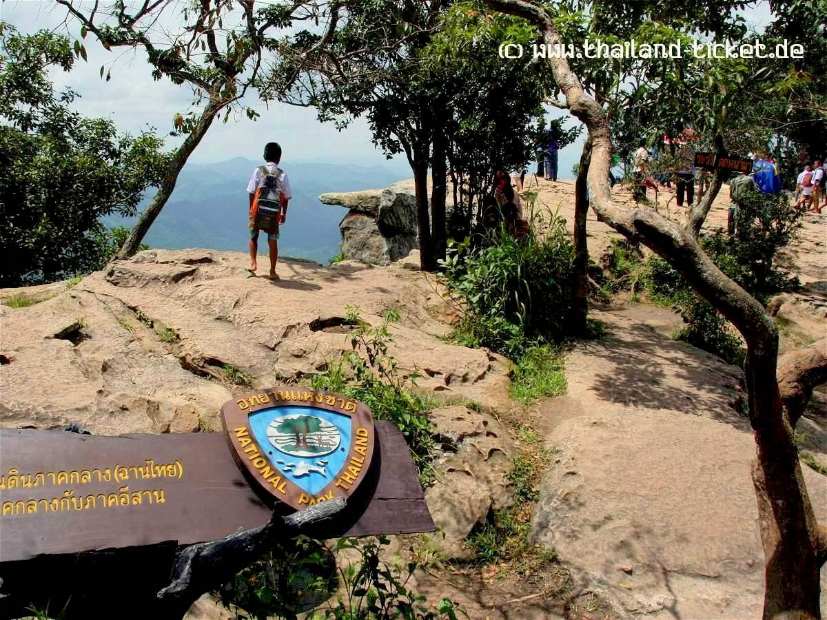 Chaiyaphum Thailand  city images : Pa Hin Ngam National Park Chaiyaphum Thailand