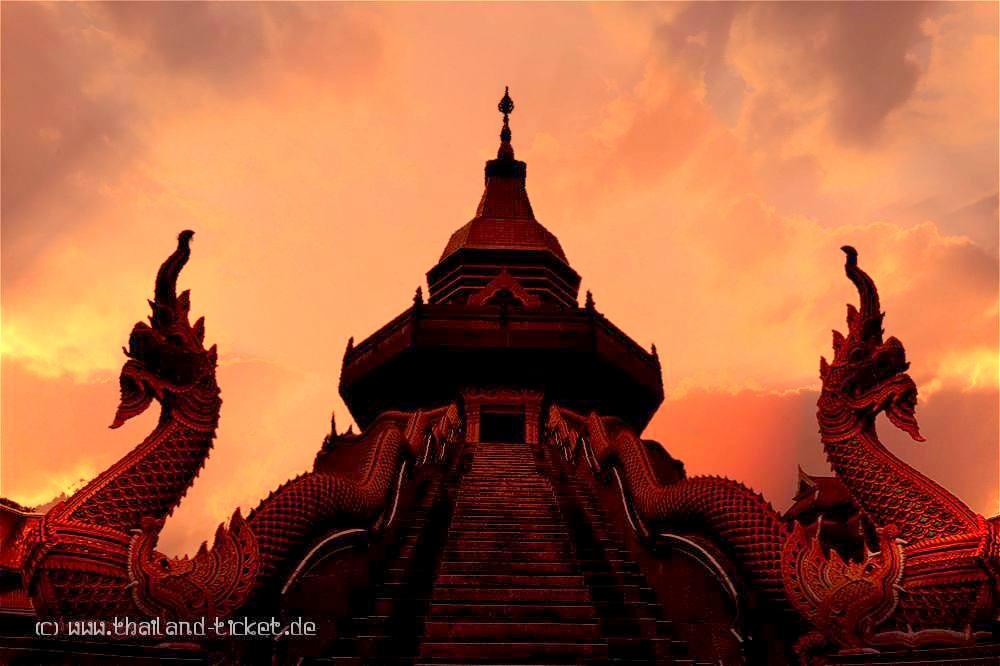 Udon Thani Attraktionen: Wat Phothisomphon